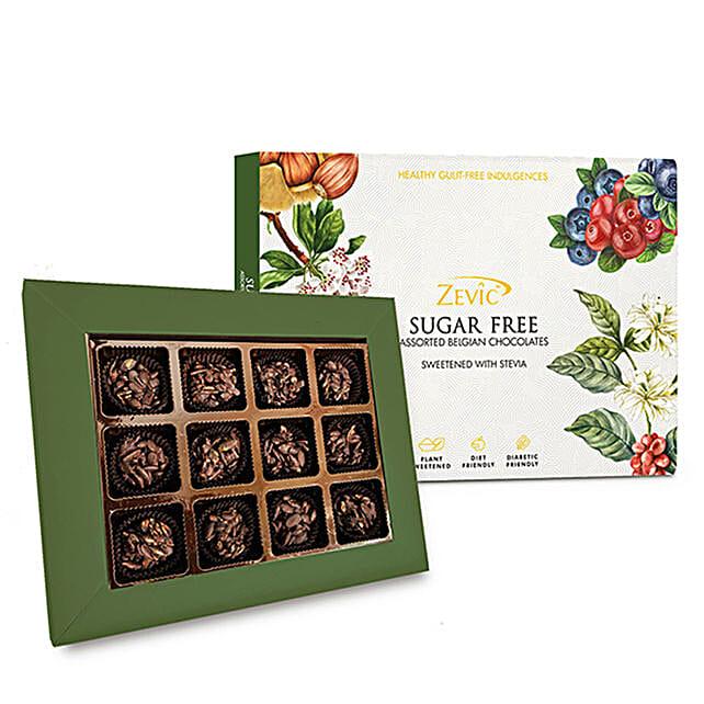 Zevic Sugar Free Multiseeds Immunity Chocolates Pack