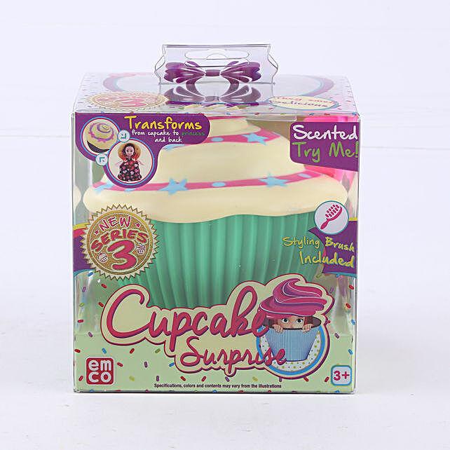 Cupcake Surprise Doll Amenda
