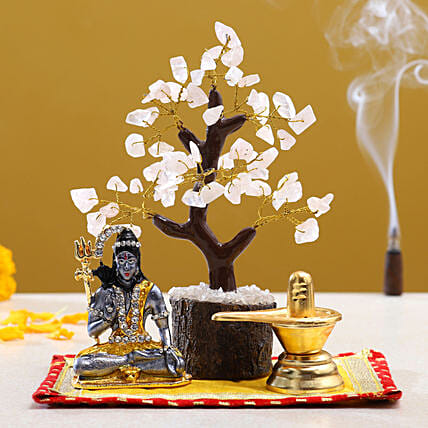 Spiritual Shivaratri Puja Items Wish Tree