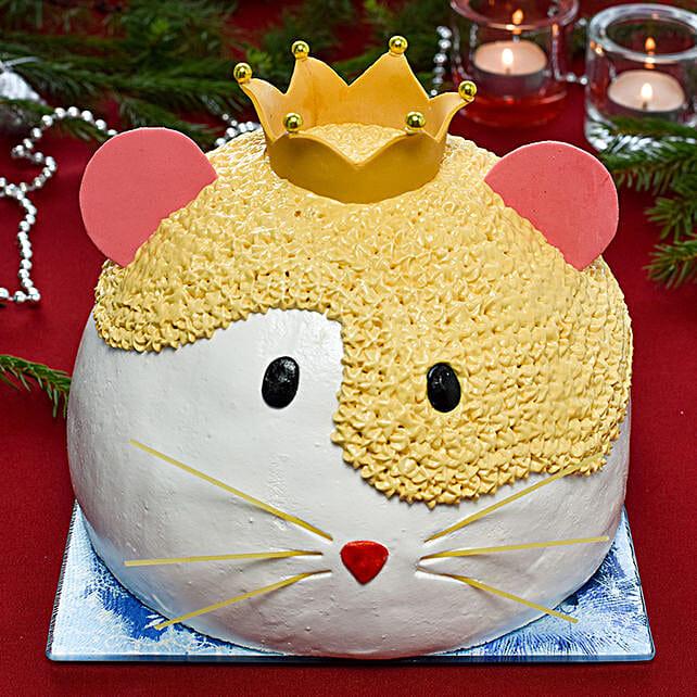 King Mouse Designer Cake