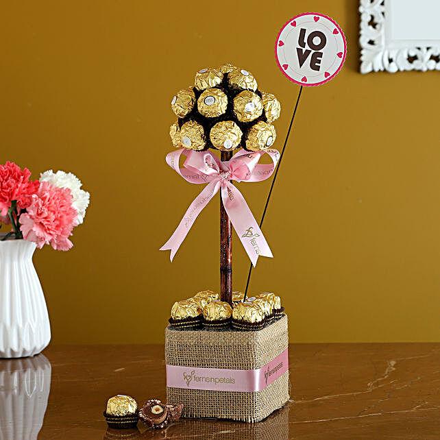 Ferrero Rocher Love Arrangement