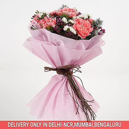 flower bouquet for him