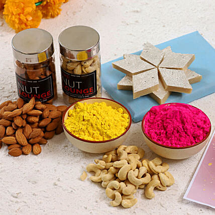Happy Holi Exclusive Hamper