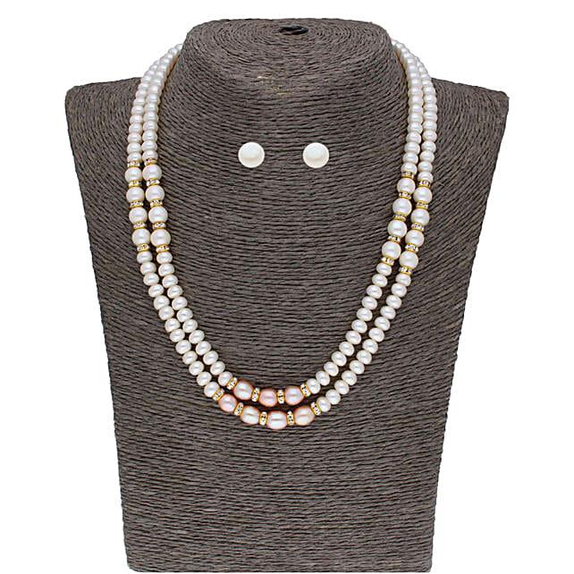 Beautiful Siddhi Pearl Set