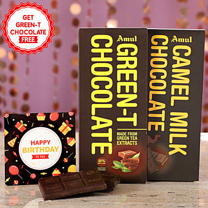 Online Exotic Anniversary Chocoltes