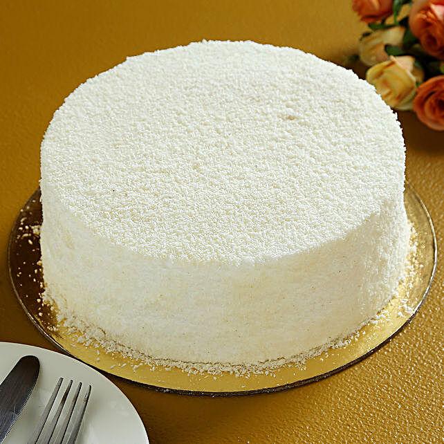 Coco Cream Cake