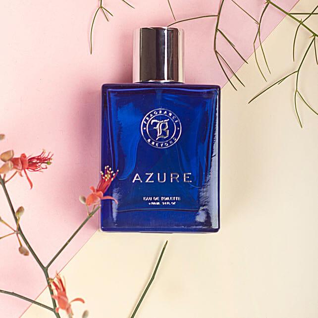 Azure EDT For Men 100 ML:Perfumes