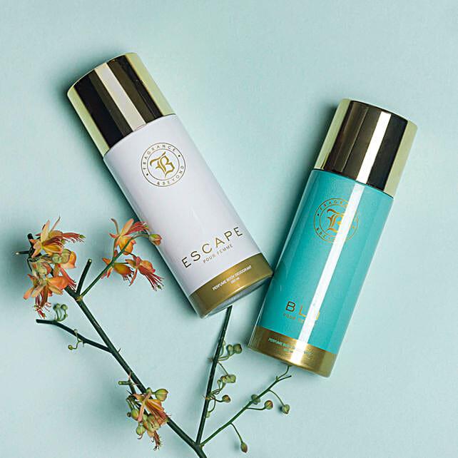 Pour Femme Deodorant Combo For Women