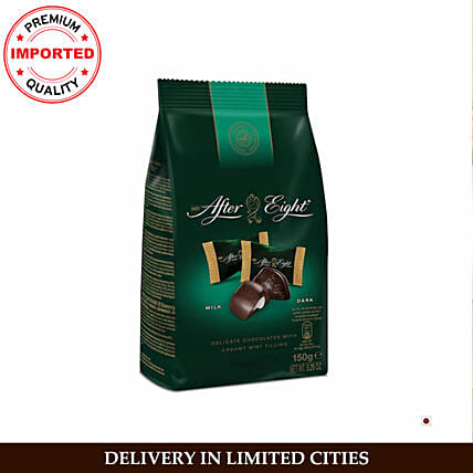 After Eight Mini Snack Bag