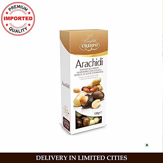 Crispo Arachidi Chocolate Box
