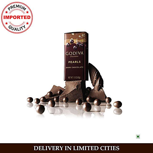 Godiva Dark Chocolate Pearls