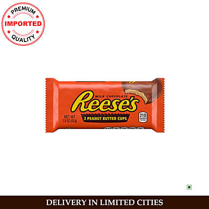Hershey Reeses Peanut Butter Cup:Imported Chocolates