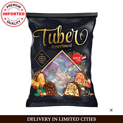 Jouy And Co Tuber Assorted Pralines Bag