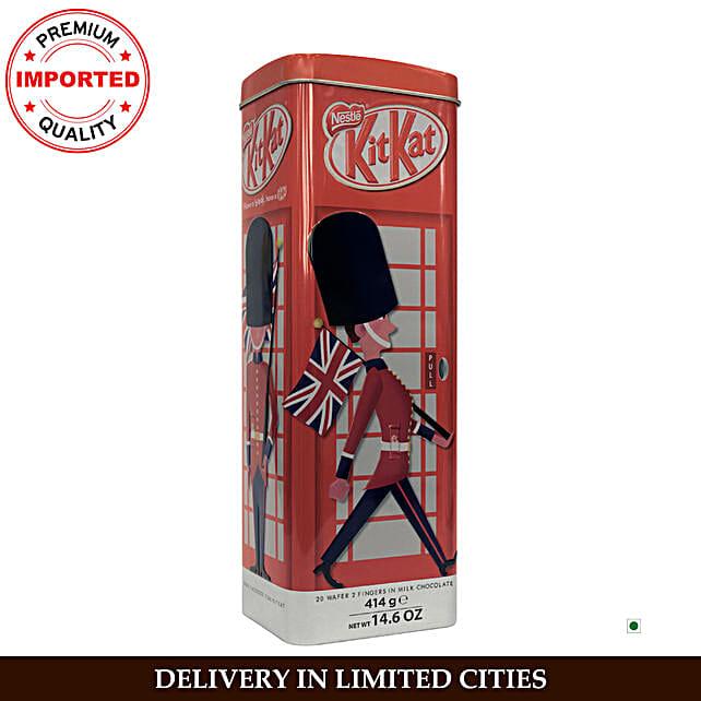 Kit Kat Phone Box Tin