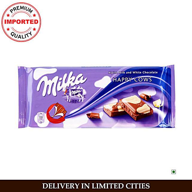 Milka Happy Cow Bar