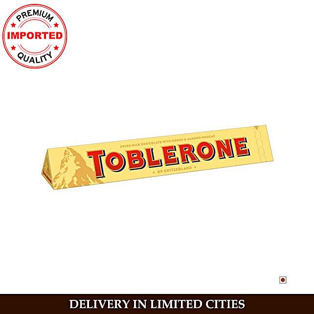 Toblerone Milk Bar:Imported Chocolates