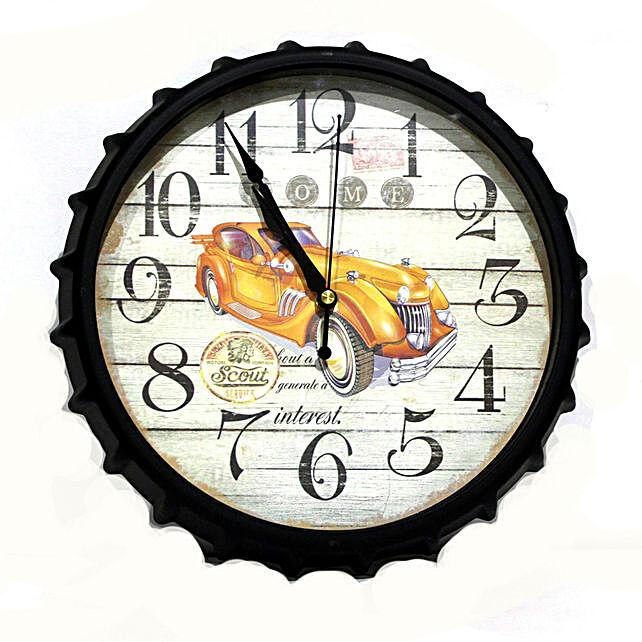 Online Plastic Wall Clock:Wall Clocks
