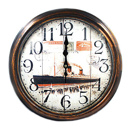 Vintage Wall Clock Set Online:Wall Clock Gifts