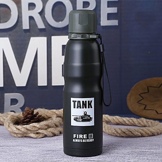 Steel Sports Bottle Online:Gifts for Sports-lovers