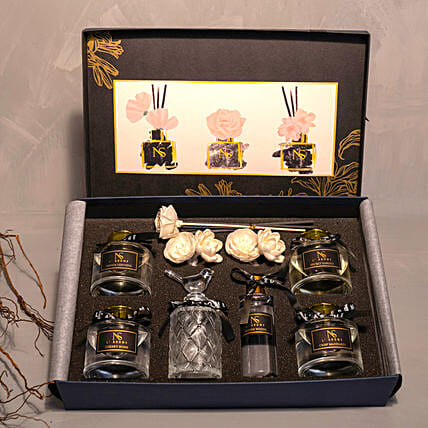 Xlarge Luxe Classic Reed Diffuser Gift Box