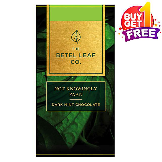 Betel Dark Mint Chocolate:Mint Chocolates