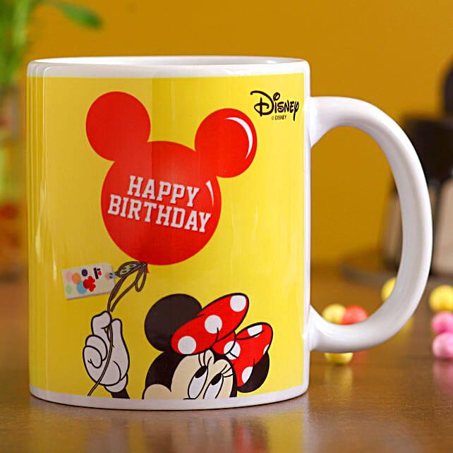 Disney Cute Birthday Surprise Mug