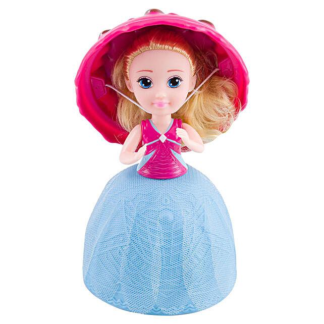 Cupcake Gelato Surprise Doll Oddette