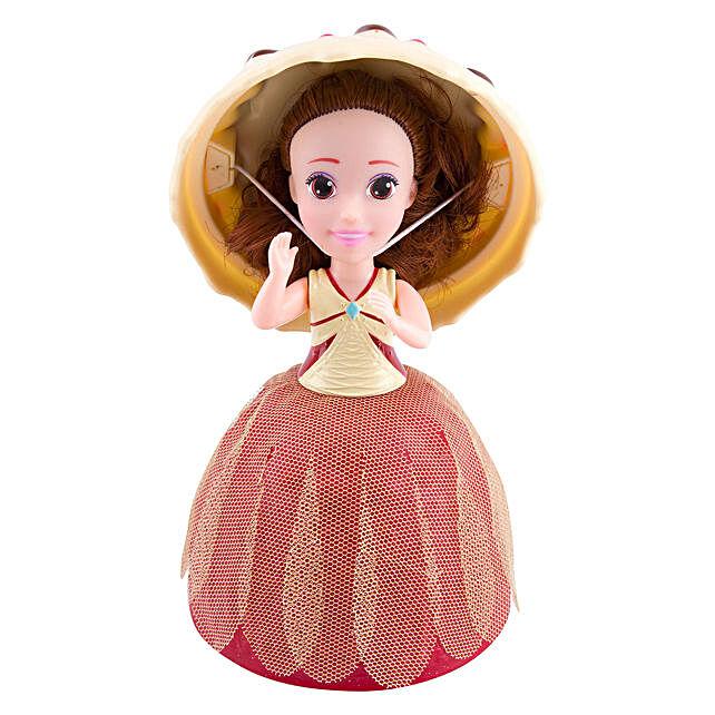 Cupcake Gelato Surprise Doll Kayla