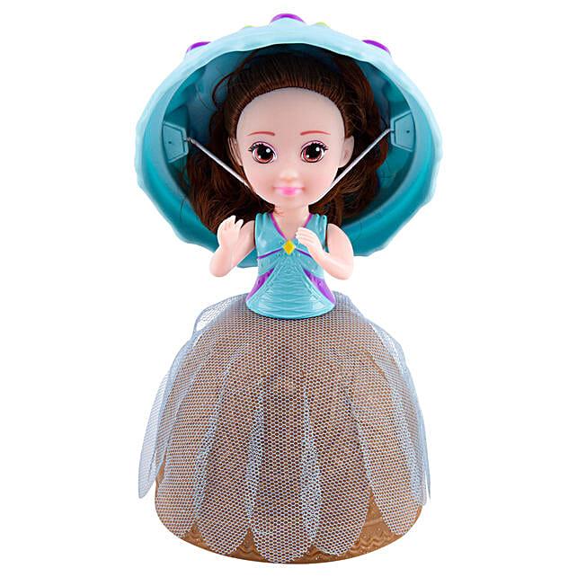 Cupcake Gelato Surprise Doll Nadia:Kids Toys