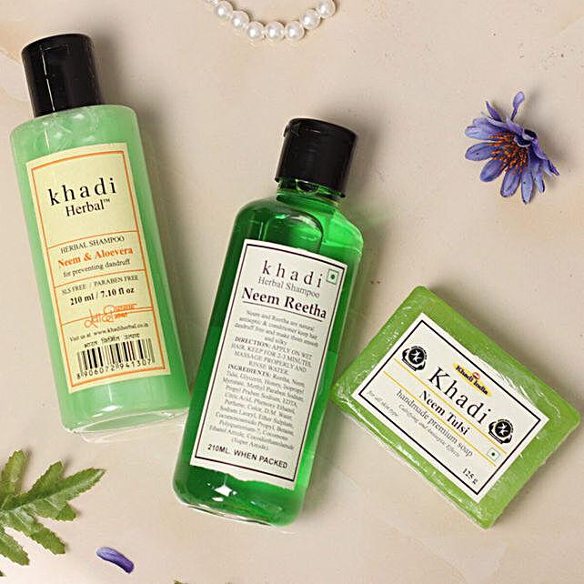 Khadi Herbal Combo:Gifts Mall Bestsellers