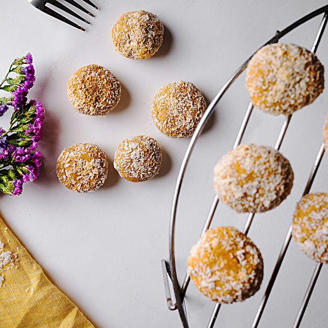 Coconut FITcookies