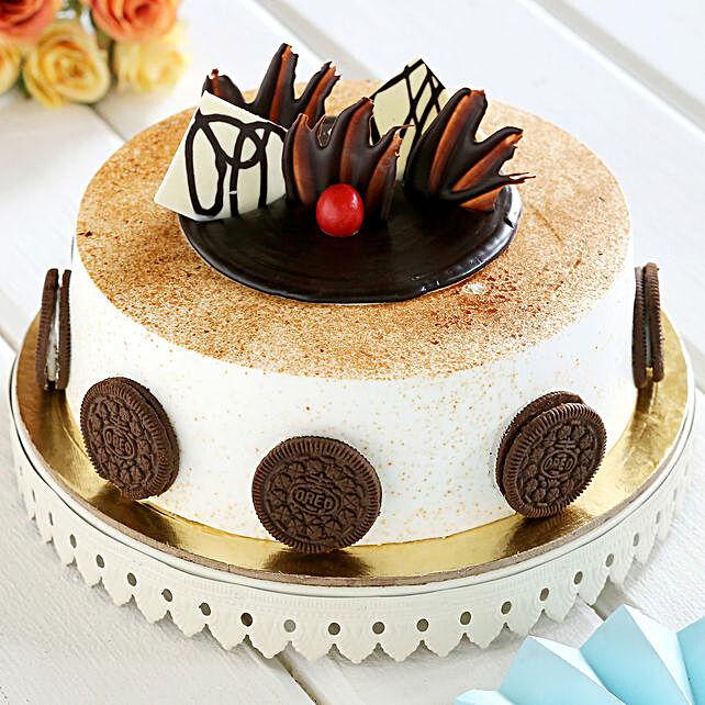 Designer Coffee Cake