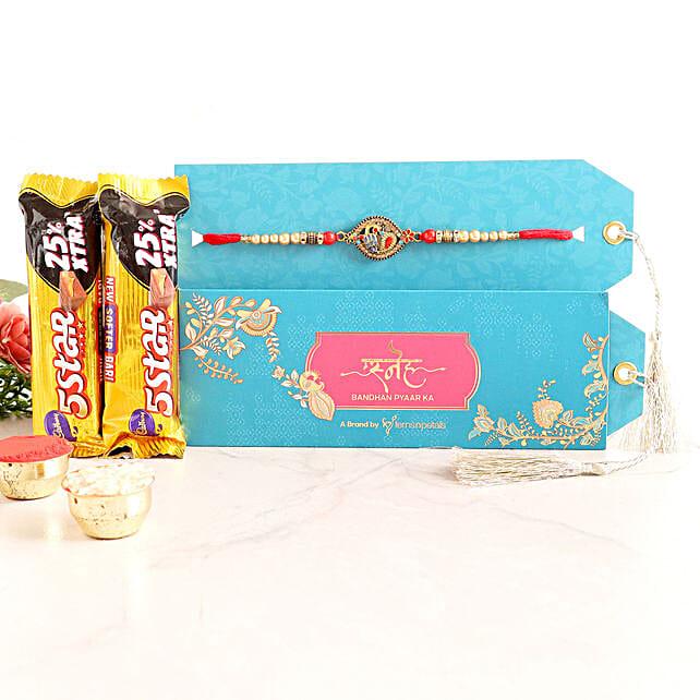 Fancy Rakhi & Chocolates