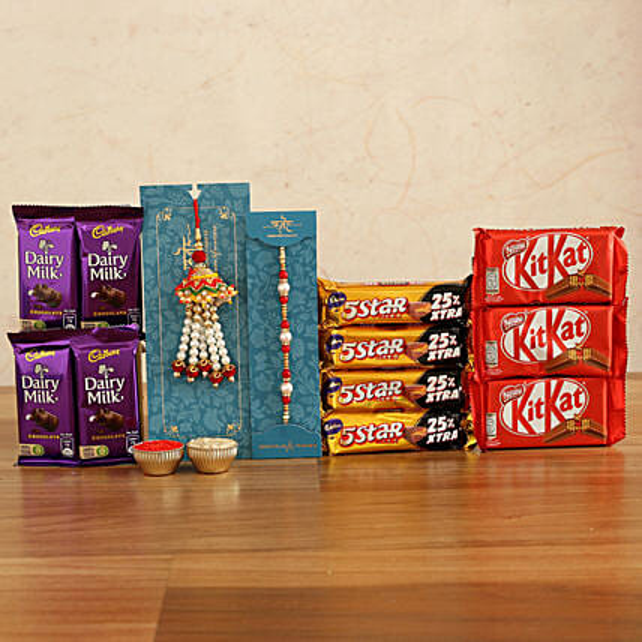 Pearl Lumba Set Cadbury Combo