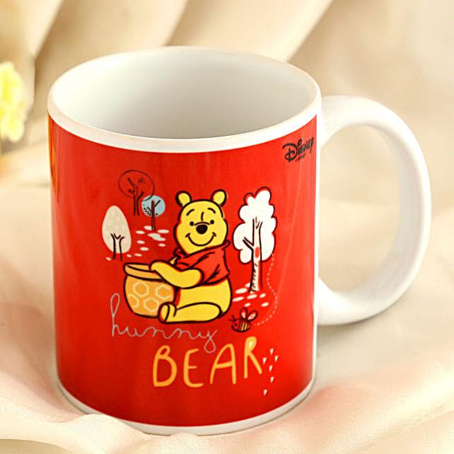 Disney Pooh The Hunny Bear Mug Hand Delivery