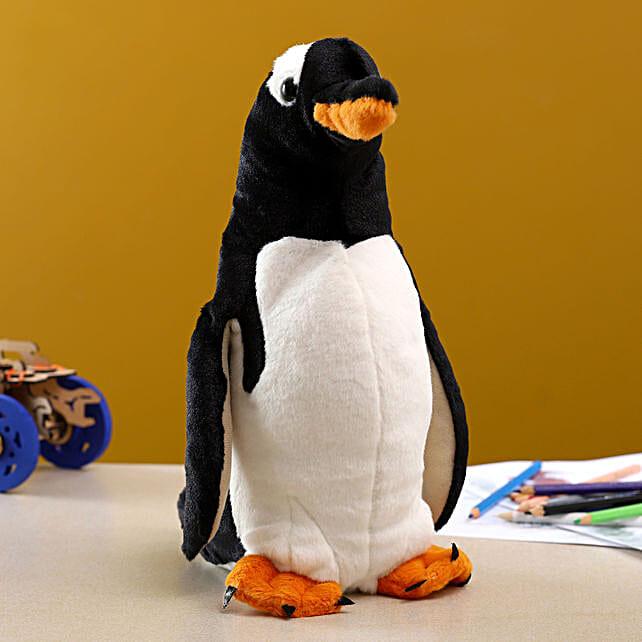 Wild Republic Black And White Gentoo Penguin Soft Toy