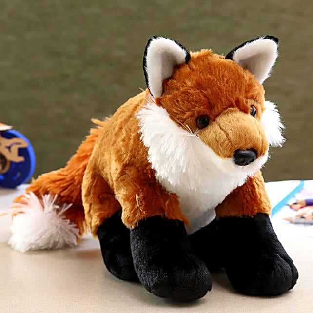 Wild Republic Brown Cuddly Fox Soft Toy