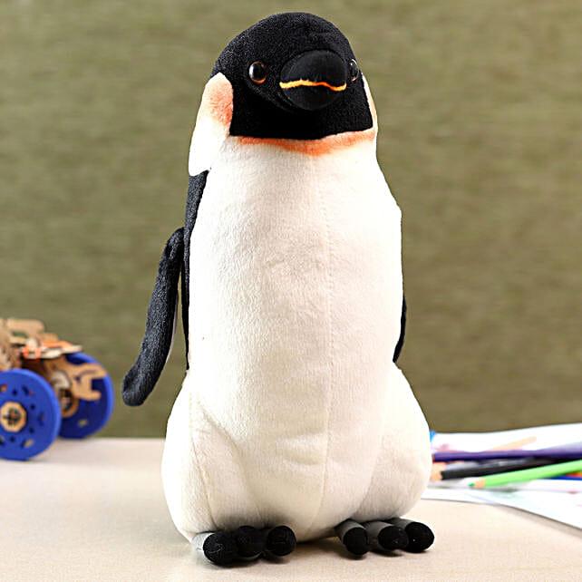 Wild Republic Multicoloured Emperor Penguin Soft Toy