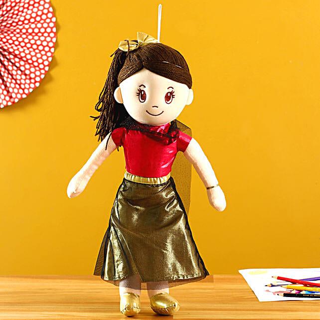 Mirada Bridal Lehenga Doll