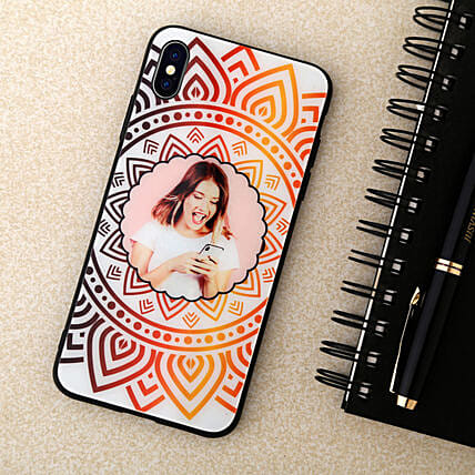 Personalised Iphone XS Max Mobile Cover