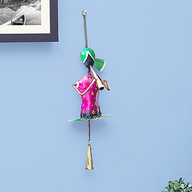 Turban Musician Wall Hanging:Home Decor Gifts