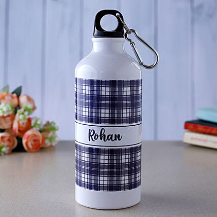 Personalised Name Water Bottle- Hand Delivery