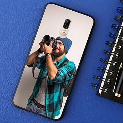 Personalized One Plus 6T Mobile Cover