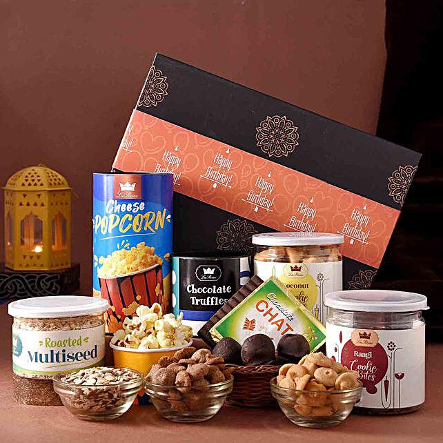 Multiseed Cookies & Choco Anniversary Hamper
