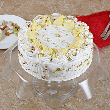 Rasmalai Cake Online:Sweets Delivery