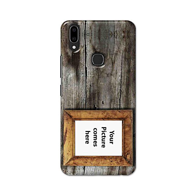 Vivo V9 Personalised Vintage Phone Case