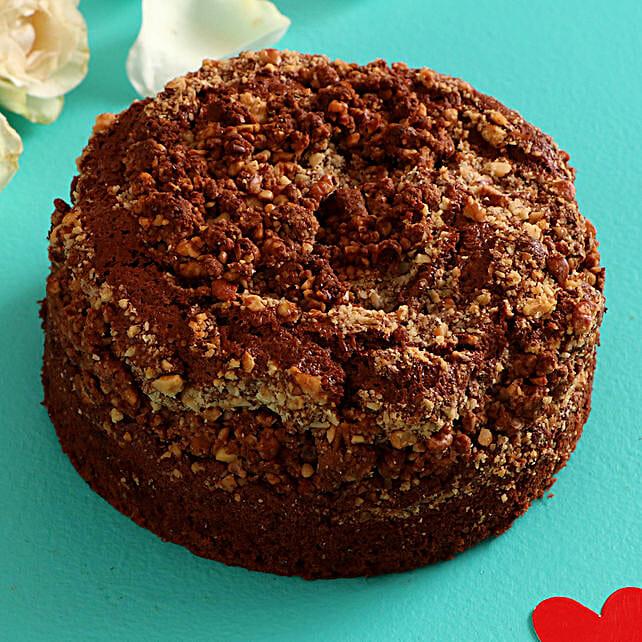 Walnut Cheesecake for Kids