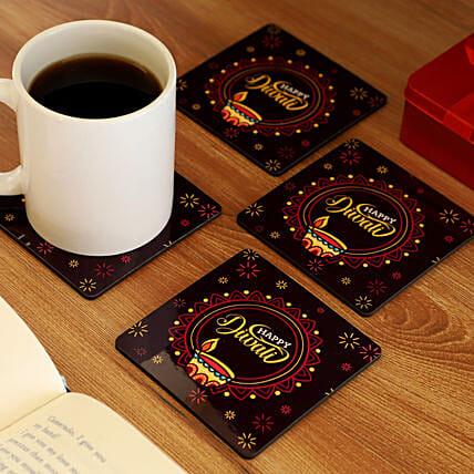Diwali Wishes Coasters Online