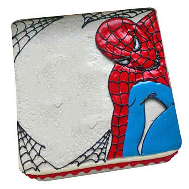 Spiderman Cake for Birthday 1kg