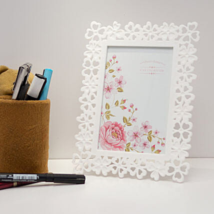 designer rectangular photo frame